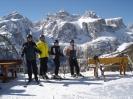 Skifahren Sella Ronda _1